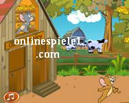 Tom and Jerry in super cheese bounce Tom und Jerry online spiele